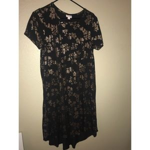 Lularoe Carly from the 2017 Elegant collection